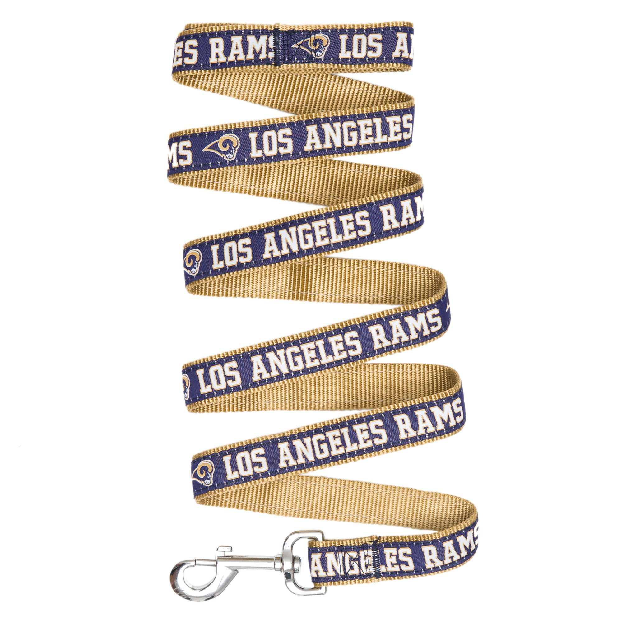 Small Pets First NFL Los Angeles Rams Harness