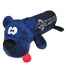 St. Louis Rams NFL Tube Dog Toy