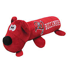 Tampa Bay Buccaneers NFL Tube Dog Toy