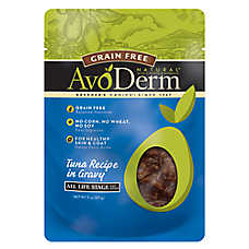 AvoDerm® Natural Cat Food - Grain Free, Tuna