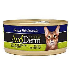 AvoDerm® Natural Cat Food - Ocean Fish
