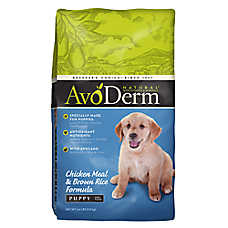 AvoDerm® Natural Puppy Food - Chicken Meal & Brown Rice