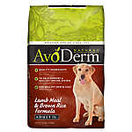 AvoDerm® Natural Adult Dog Food - Lamb Meal & Brown Rice