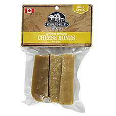 Richmond Valley Farms Cheese Bones Small Dog Treat