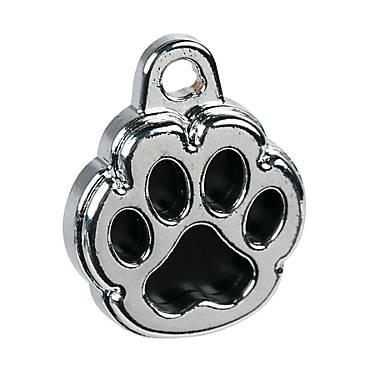 Tagworks 174 Paw Print Personalized Pet Id Tag Dog Id Tags