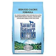 Natural Balance Original Ultra Reduced Calorie Formula Adult Dog Food
