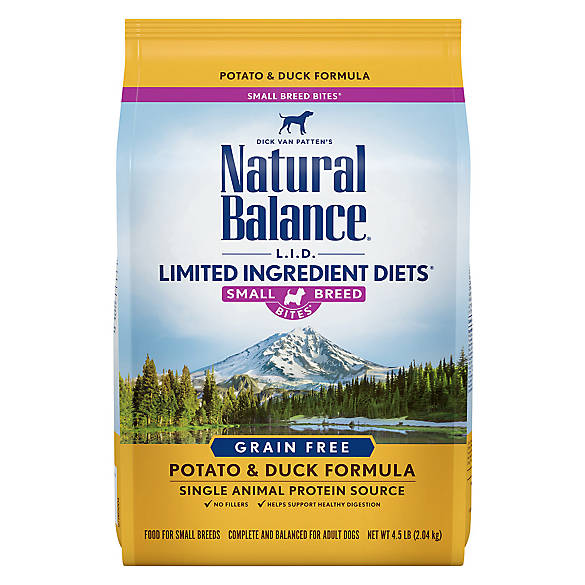 Natural Balance Duck And Potato Dry Dog Food