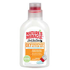 NATURE'S MIRACLE® Oxy Concentrated Action Gel Cat Spot Remover