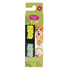 Whisker City® Kitty Cap Cat Nail Caps (COLOR VARIES)
