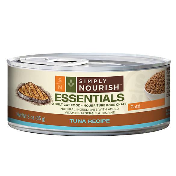 Simply Nourish™ Essentials Adult Cat Food - Natural, Tuna ...