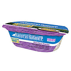 Natural Balance Delectable Delights Adult Cat Food - Grain Free, Purrrfect Paella, Stew