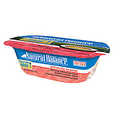 Natural Balance Delectable Delights Adult Cat Food - Grain Free, O'Fishally Scampi, Stew
