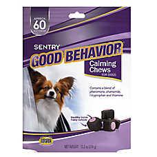 SENTRY® GOOD Behavior® Calming Dog Chew