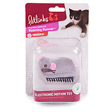 Petlinks® Roaming Runners™ Mouse Cat Toy