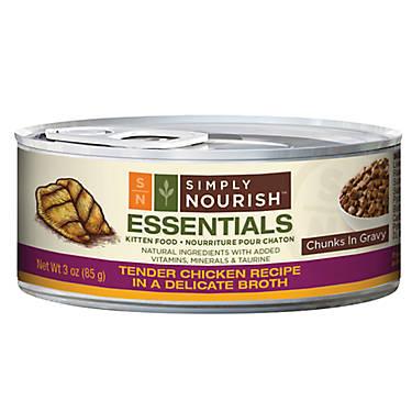 Simply Nourishtrade Essentials Kitten Food Natural Chicken