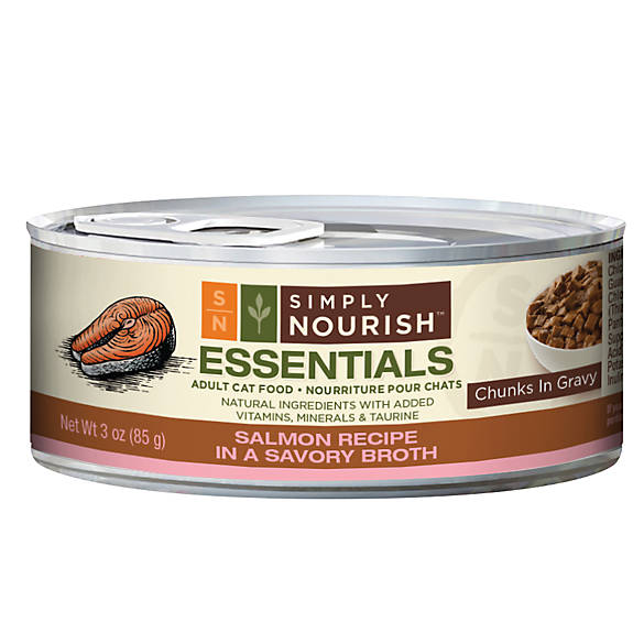 Simply Nourish Wet Cat Food