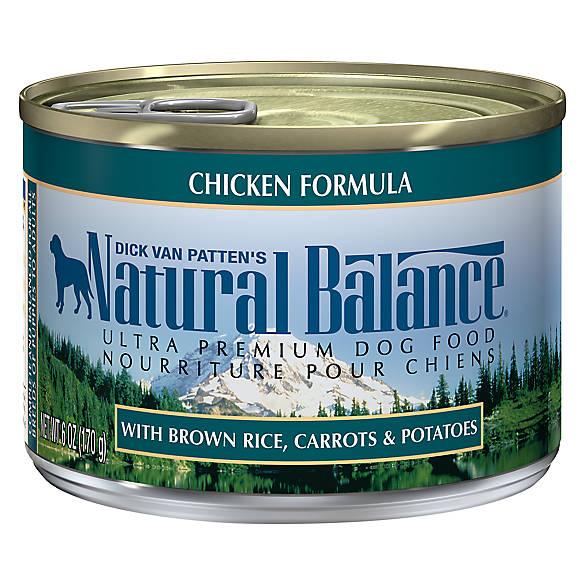 Dick van pattens natural balance ultra premium cat food