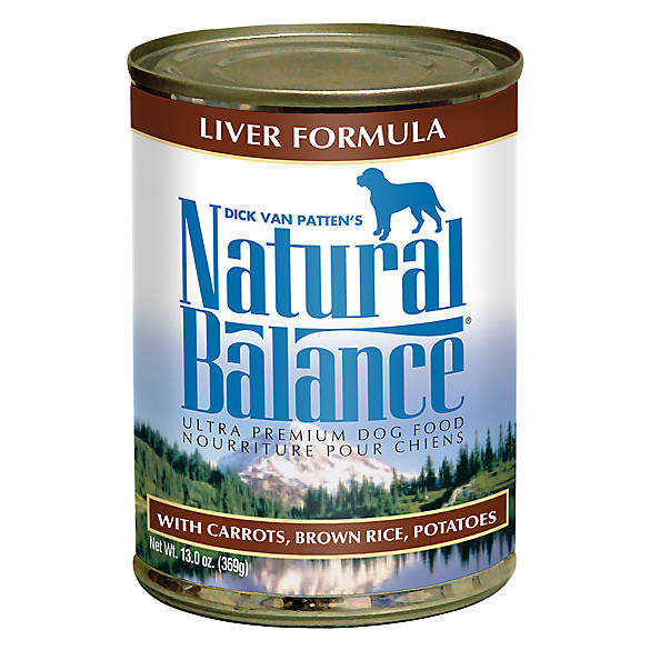 Natural Balance  Oz Canned Dog Food