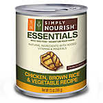Simply Nourish™ Essentials Adult Dog Food - Natural, Chicken, Brown Rice & Vegetables