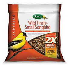 Scott's Wild Finch & Songbird Blend Bird Food