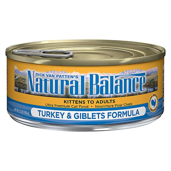 Buy Natural Balance Cat Food Online