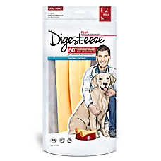 "Digest-Eeze™ Peatnut Butter 8"" Roll Dog Treat"