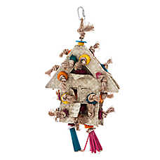 Treasure Foraging House Bird Toy