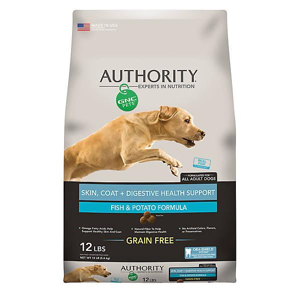 Authority Grain Free Cat Food