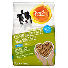Good Natured™ Puppy Food - Natural, Chicken & Barley