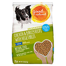 Good Natured™ Adult Dog Food - Natural, Chicken & Barley