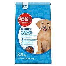Grreat Choice® Targeted Nutrition Puppy Food - Chicken