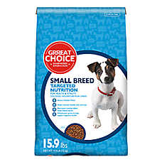 Grreat Choice® Targeted Nutrition Small Breed Dog Food - Chicken