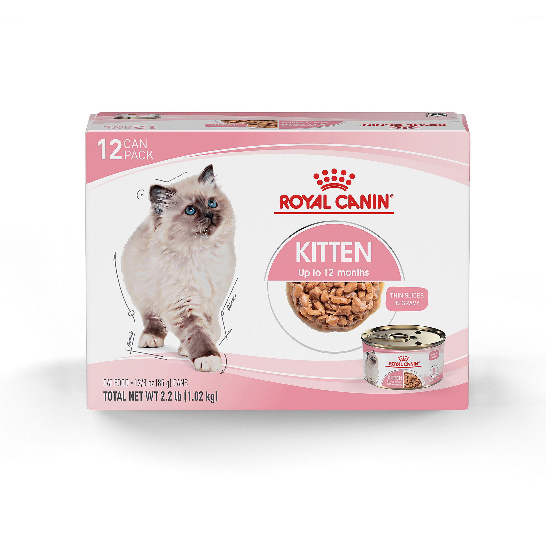 Royal Canin Feline Health Nutrition Trade Instinctive Kitten Food 12 Can Pack Cat Wet Food Petsmart