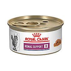 Royal Canin® Veterinary Exclusive Renal Support D Adult Cat Food