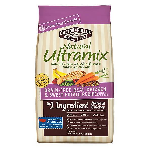 Natural Ultramix Grain Free Dry Dog Food