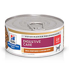 Hill's® Prescription Diet® i/d Digestive Care Stress Dog Food - Rice, Vegetable & Chicken Stew