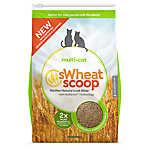 Swheat Scoop® Multi-Cat Natural Cat Litter - Clumping