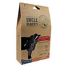 Uncle Ulrick's Natural Beef Jerky Strips Dog Treat