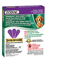 ZODIAC® Over 14 kg Dog Flea & Tick Treatment Refills