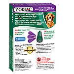 ZODIAC® Powerspot® with Smart Shield® Dog Flea & Tick Treatment - 3 Pack