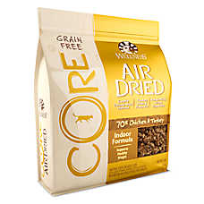 Wellness 174 Core 174 Air Dried Adult Cat Food Natural Grain
