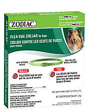 ZODIAC® Flea Egg Treatment Dog Collar