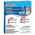 ZODIAC® BreakAway Flea & Tick Treatment Cat Collar