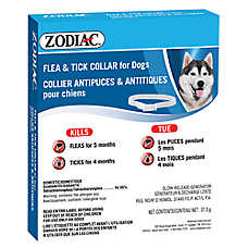 ZODIAC® Flea & Tick Dog Collar