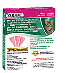 ZODIAC® Spot On® II with Smart Shield® Cat & Kitten Flea Treatment Refill