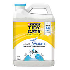 Purina® TIDY CATS® With Glade™ LightWeight Cat Litter - Clumping, Multi Cat, Clear Springs