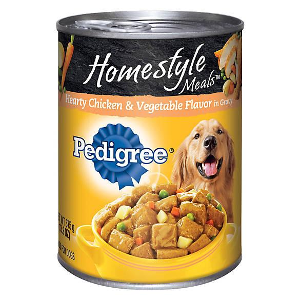 Petsmart Pedigree Canned Dog Food