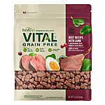 Freshpet® Vital™ Grain Free Complete Meals Beef with Lamb Adult Dog Food