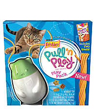 Purina® Friskies® Pull 'n Play Cat Treat Play Pack
