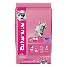 Eukanuba® Adult Dog Food - Chicken, Weight Control, Small Breed